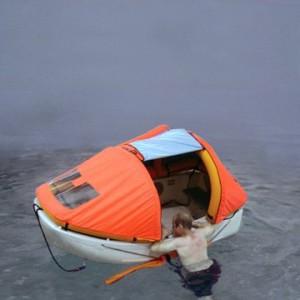 Portland Pudgy proactive lifeboat
